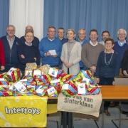 Sinterklaas actie lions 2018