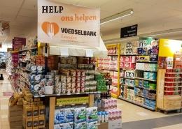 Voedselbank Leusden Supermarktactie