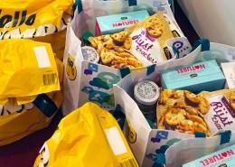 Paaspakket Voedselbank Leusden door ARAG
