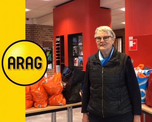 ARAG voor Voedselbank Leusden 2020