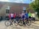 fietsen voor voedsel